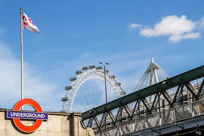 Icons of London Skyline