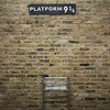 Platform 9-3/4 at Kings Cross Station, London, England