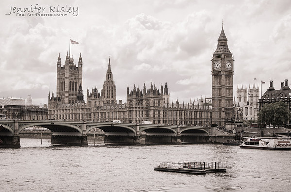 Big Ben & Houses of Parliament