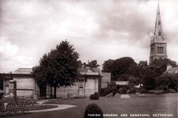 Parish Church and Cenotaph