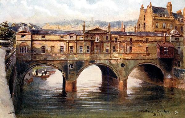 The Pulteney Bridge