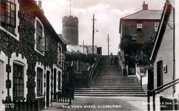 The Town Steps