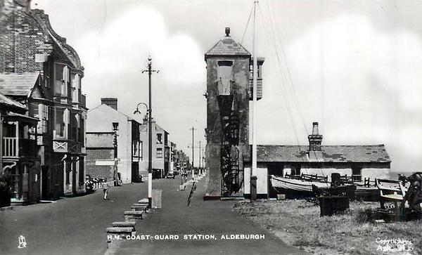 HM Coastguard Station