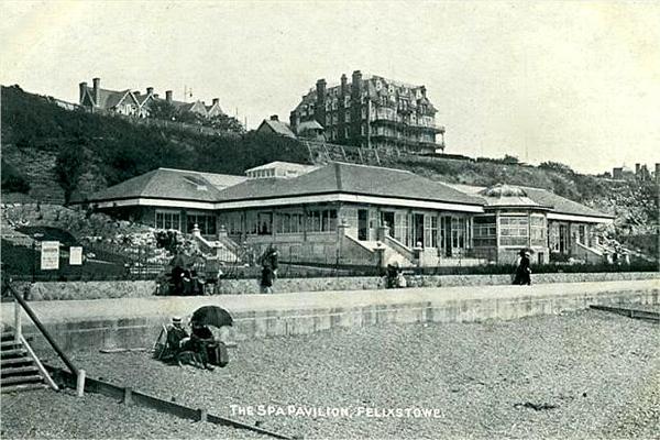 The Spa Pavilion