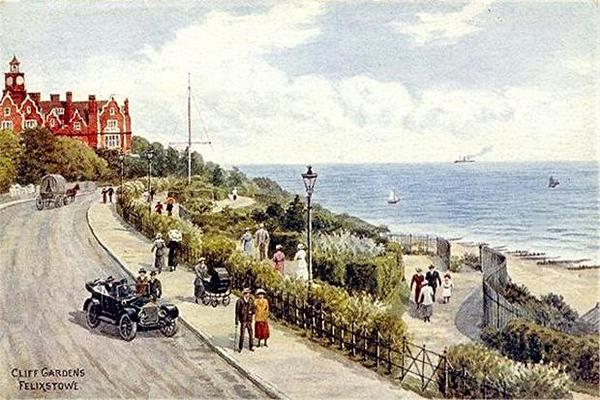 The Cliff Gardens