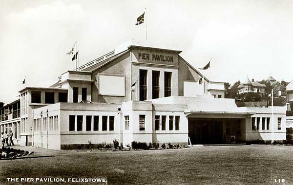The Pier Pavilion