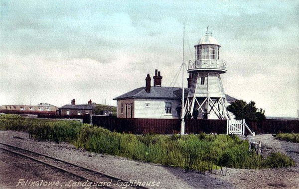 Landguard Lighthouse