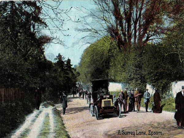 A Surrey Lane