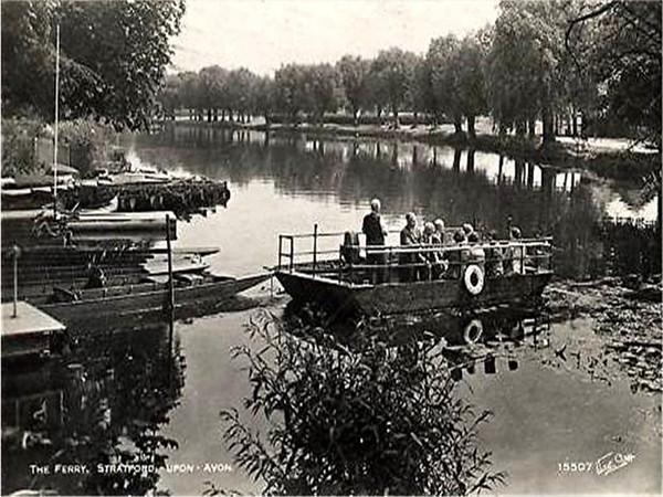 The Avon Ferry