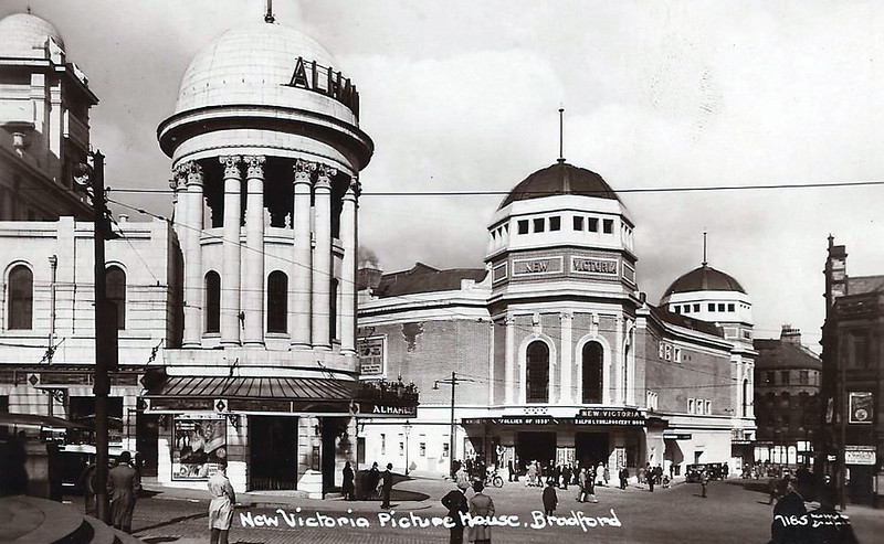 The New Victoria Picture House