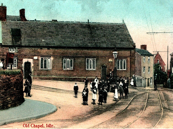 The Old Chapel, Idle