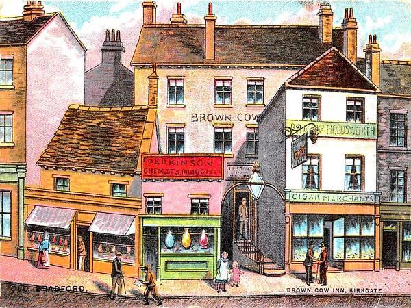 The Brown Cow Inn, Kirkgate