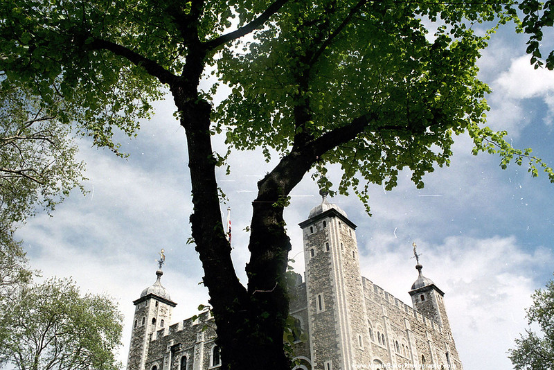 The Tower of London, London, England.