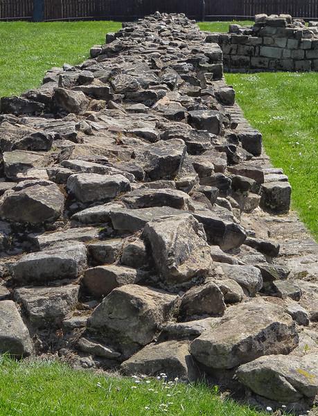 Hadrian's Wall - Newcastle Upon Tyne