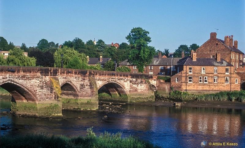 Dee Bridge - Chester, England