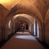 Norman Crypt 11Cent., Winchester Cathederal, Winchester, England