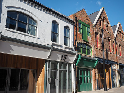Humber Street in Hull