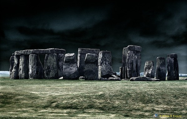 Stonehenge (5,000yo) - Salisbury, England