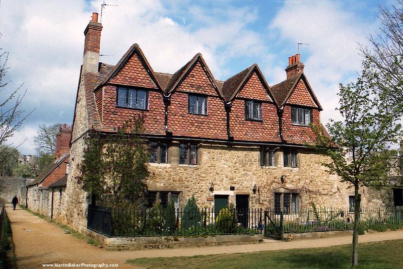 Oxford, Oxfordshire, England.