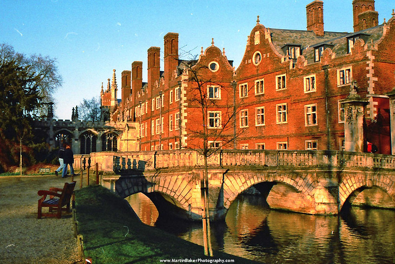River Cam, Cambridge, Cambridgeshire, England.