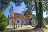 Christchurch Colbery Church, Ashurst, Southampton, England.