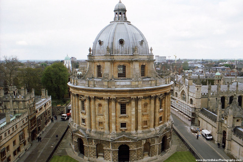 Radcliffe Camera, Oxford, Oxfordshire, England.
