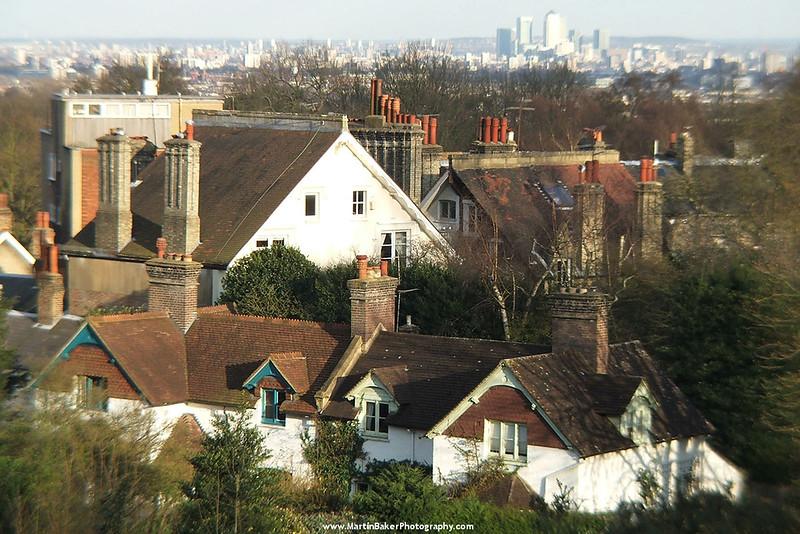 Hampstead, London, England.