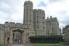 Windsor Castle, Windsor, Berkshire, England.