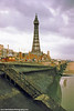Blackpool Tower, Blackpool, Lancashire, England.