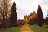 Madingley Hall, Cambridge, Cambridgeshire, England.