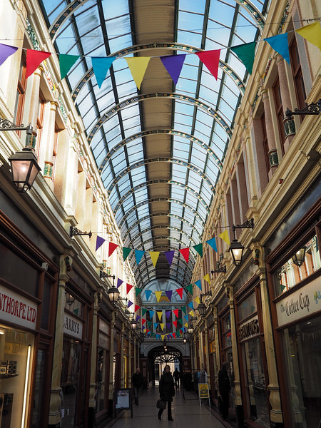 Hepworth Arcade in Hull