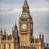 Big Ben - Houses of Parliament - London