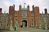 Hampton Court Palace, Surrey, England.