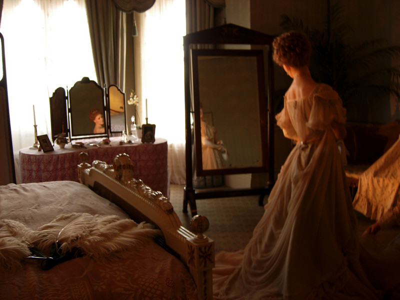 Warwick Castle Bedroom