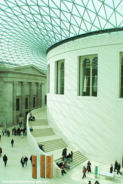 The British Museum, London, England.