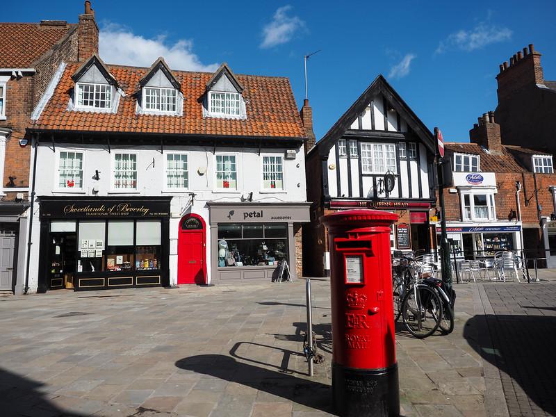 Market town of Beverley