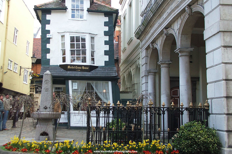 The Crooked House of Windsor, Windsor, Berkshire, England.