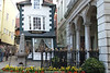 The Crooked House of Windsor, Windsor, Berkshire, England.