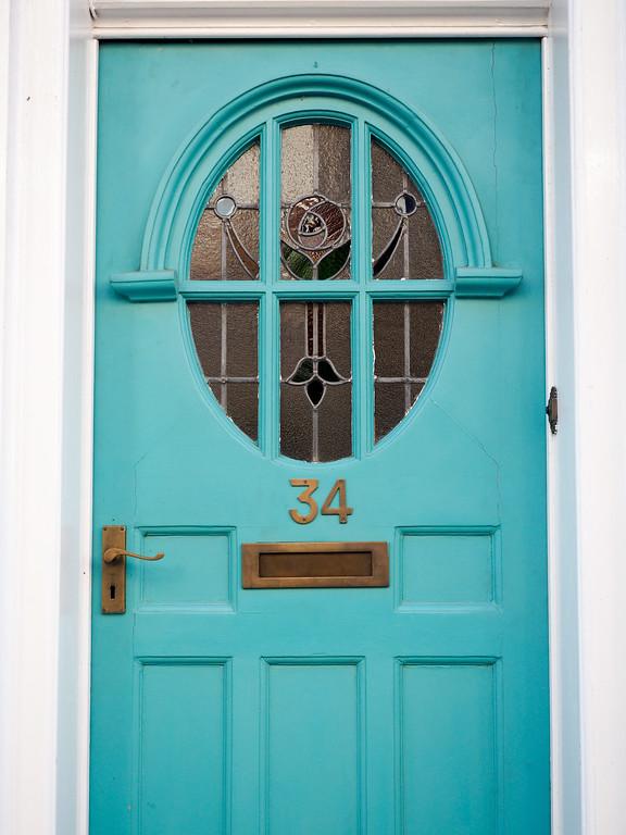 Door in Beverley, England