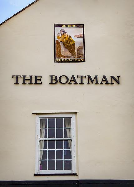 The Boatman - Saltash