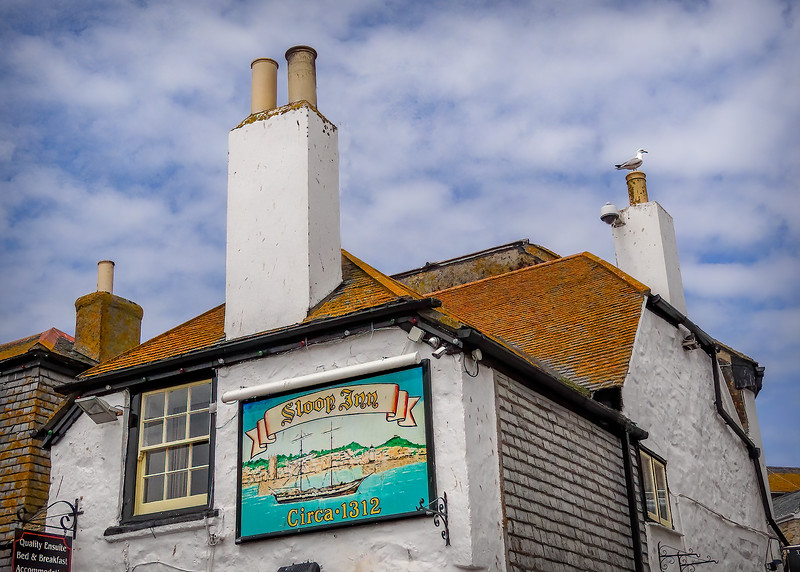 Sloop Inn - St Ives