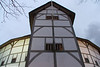 Shakespeare's Globe Theatre, London, England.