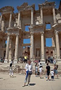 Ephesus. Celcus Library.