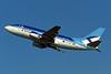 "ES-ABG Boeing 737-505 ""Estonian Air"" c/n 25790 Amsterdam/EHAM/AMS 22-04-05 (35mm slide)"