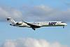 """ES-ACH Canadair Regional-Jet 900 """"Nordica"""" c/n 15071 Brussels/EBBR/BRU 08-06-17 """"LOT"""""""
