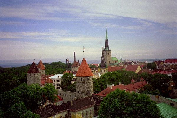 Tallinn View - Estonia