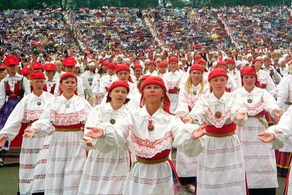 Song and Dance Festival - Tallinn, Estonia