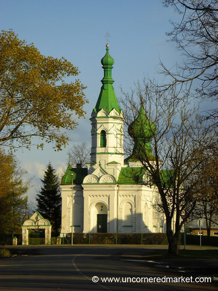 Russian Orthodox Church - Tapa, Estonia