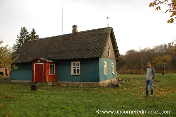 Country Home - Haeska, Estonia