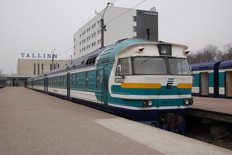 An Estonian DR1b.
